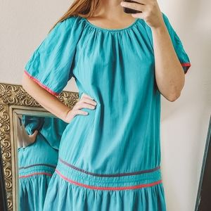 Vintage Beth Michaels Mumu Dress